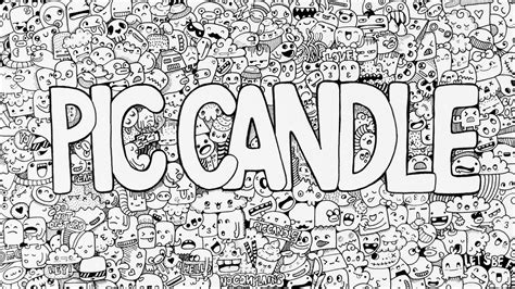 wallpaper doodle name doodling pic candle page doodle