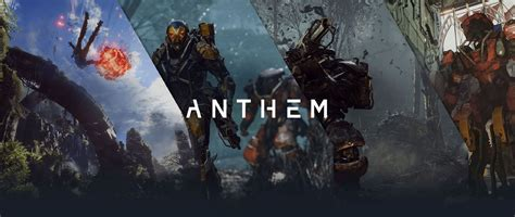 anthem wallpapers backgrounds