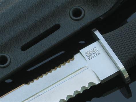 sog dagger sog desert dagger s25 sog knives collectors