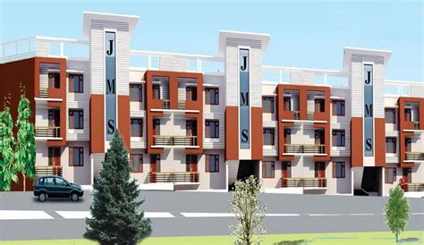 jms homes ludhiana punjab india residential township in