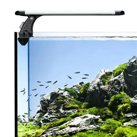 beleuchtung aquarium wie lange nano aquarium led beleuchtung intenso 5 7 watt