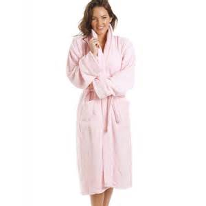toweling bath robes luxury light pink 100 cotton towelling bath robe