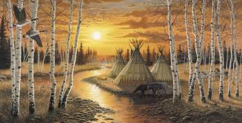native american wall murals indians backgrounds and images 46 bsnscb graphics
