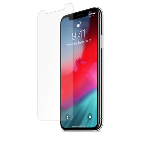 belkin anti glare screen protection for iphone x apple