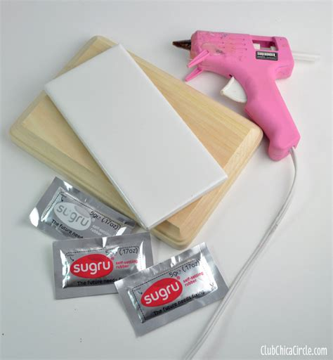where can i get a custom rubber st made how to make a custom glue gun stand with sugru