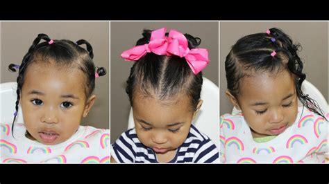 toddler girl hairstyles youtube cute toddler hairstyles sefari s hair youtube