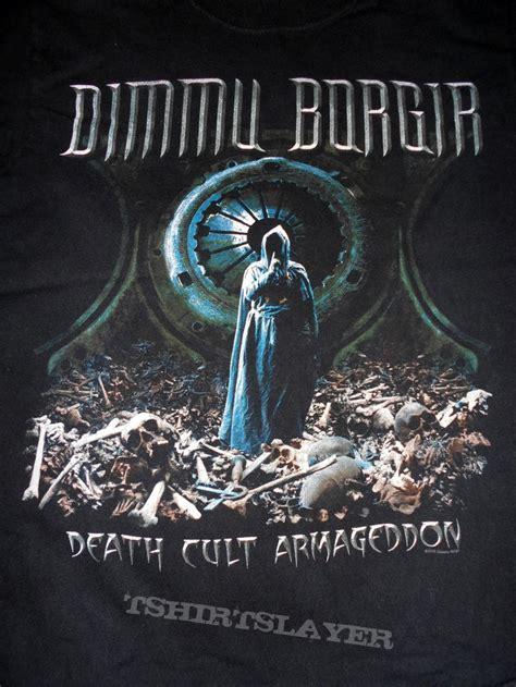 Dimmu Borgir 6 T Shirt dimmu borgir cult armageddon tshirt