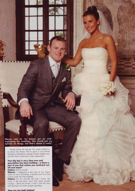 Coleen Mcloughlins 15 Million Wedding Deal by Top 10 Most Lavish Weddings In The World Topteny 2015