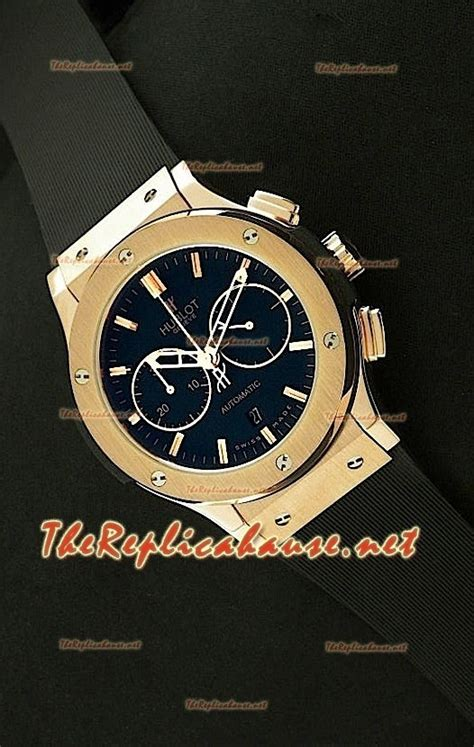 hublot vendome chronograph swiss replica montre en or rhfr 3705 649