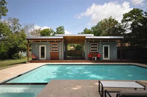 tiny pool house customer gallery double 14x14 modern studios w breezway