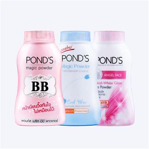 Bedak Ponds jual bedak bb ponds ponds magic powder original di lapak