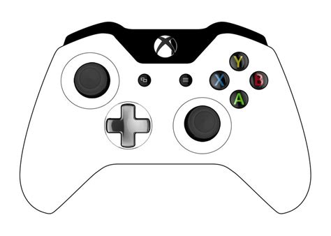 Drawing Xbox Controller by Xbox Controller Sketch Xbox
