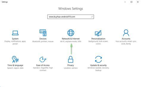 cara membuat mobile hotspot di laptop cara membuat wifi hotspot di windows 10 build 1607 kuyhaa me
