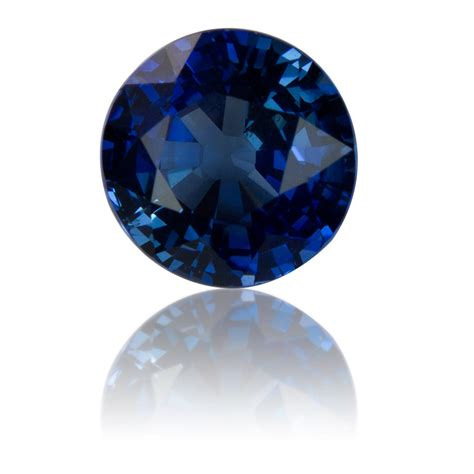 Blue Saphire Ceylon ceylon royal blue sapphire 1 57ct king gems