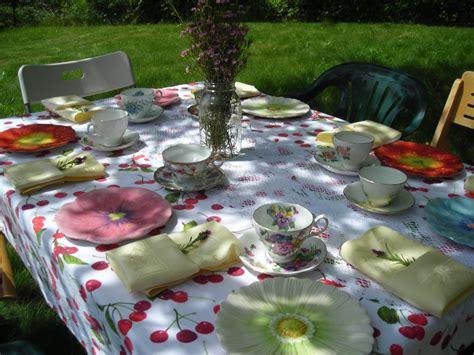 backyard tea party la dolce vita diva garden tea party