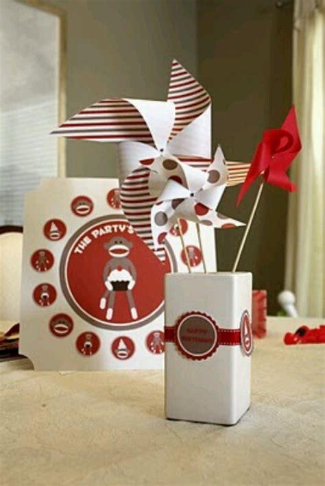 Sock Monkey Decorations by 25 Best Sock Monkey Decor Ideas On Sock