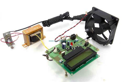 speed of a dc motor using pwm dc motor speed using microcontroller