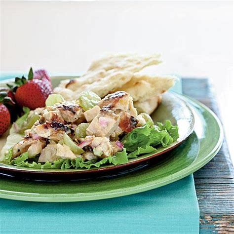 light grilled chicken recipes healthy chicken salad recipes cooking light