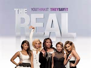 The real a daytime talk show with co hosts adrienne bailon tamar