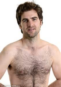 Famous Chest Hair | spot the famous sights manscaped into brits furry