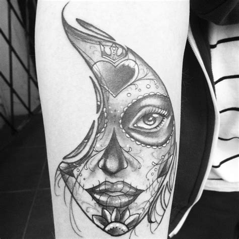 catrina ink tattoo tattoos on instagram