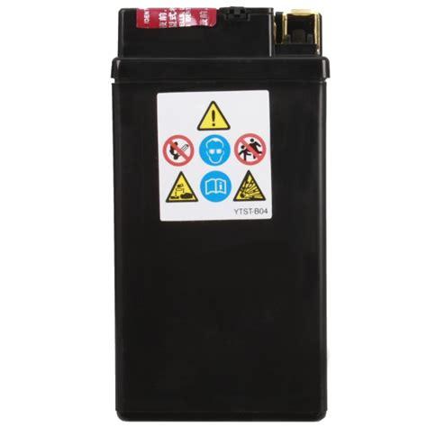 Motorrad Batterie Gs Gt12b 4 by Yuasa 12v 10 5ah Batcar De Shop Motorradbatterie