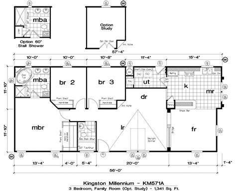 golden west manufactured homes floor plans golden west kingston millennium floor plans starhomes