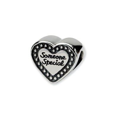 pandora sterling silver someone special charm best