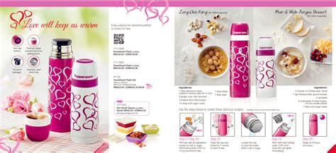 Flask Tupperware numit store malaysia sweetheart flask set tupperware