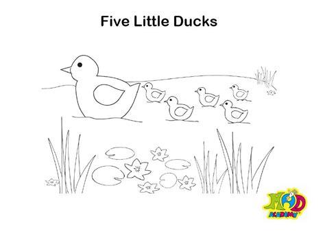 five little ducks coloring pages goldilocks and the three bears coloring pages coloring