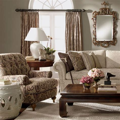 Neutral Rooms Ethan Allen Living Rooms Ethan Allen Neutral Living Room Furniture