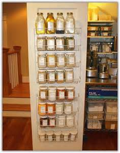 Narrow The Door Pantry Organizer by Narrow Pantry Door Rack 10510
