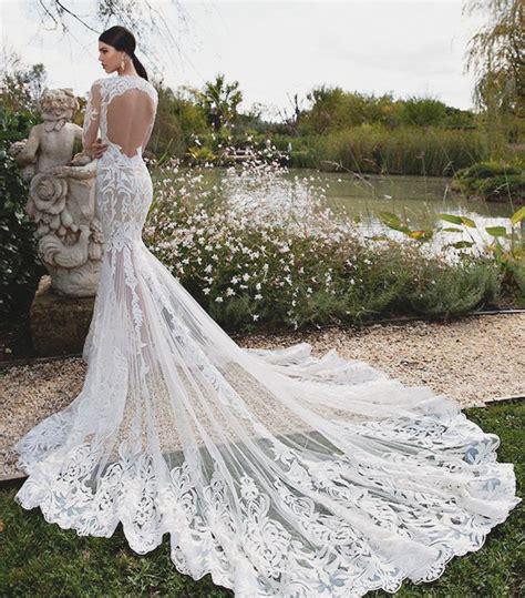 Wedding Dresses With Trains – Best 25  Wedding dress train ideas on Pinterest   Wedding