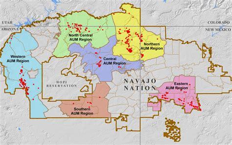 navajo nation map arizona opinions on navajo nation