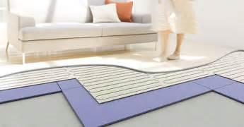 floor heating specialists buy electric under floor