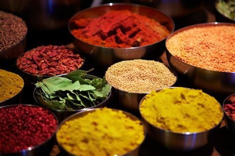 alimentazione indiana spezie indiane un viaggio alla scoperta dei sapori il