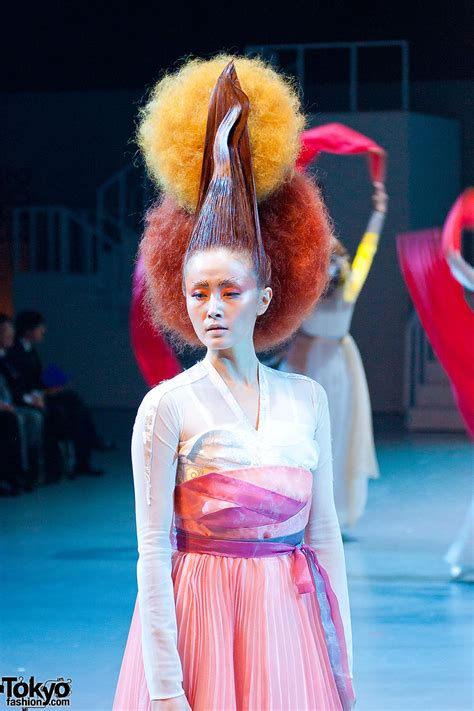 fashion show spellbinds at bronner bros hair show 2014 splash international japanese hair show 2013 8 tokyo