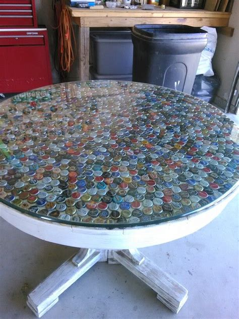 mexican beer table tops beer bottle cap table top dream home backyard wishes