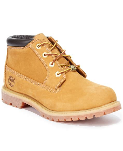 timberland womans boots timberland s nellie lace up utility boots in beige