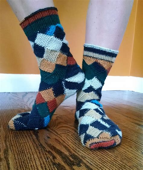 pattern for entrelac socks knitting patterns galore entrelac seed stitch toe up socks