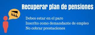 Requisitos Para Rescatar El Plan De Pensiones Por Desempleo | requisitos para rescatar el plan de pensiones por desempleo