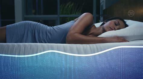 sleep number bed actress ces 2017 sleep number 360 smart bed auto adjusts to stop