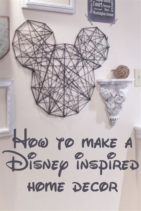 Disney Home Decor Ideas by 25 Best Ideas About Disney Home Decor On