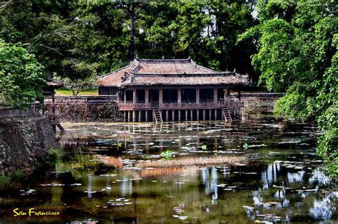 Farm Houses tomb of tu duc hue attractions