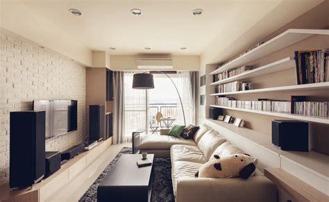 light  narrow living room louie lighting blog
