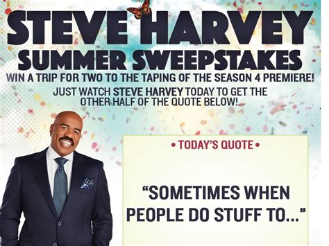 Today Show Vacation Giveaway - steve harvey summer sweepstakes sweepstakes fanatics