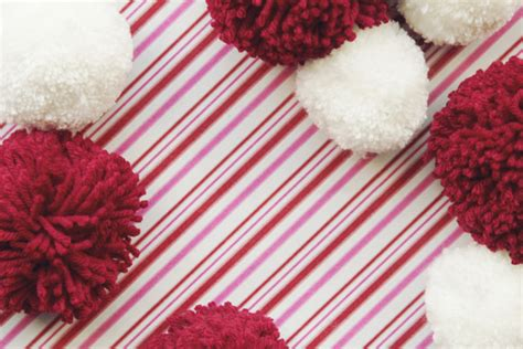 how to make a pomeranian fluffy diy perfectly fluffy pom poms in the midwest