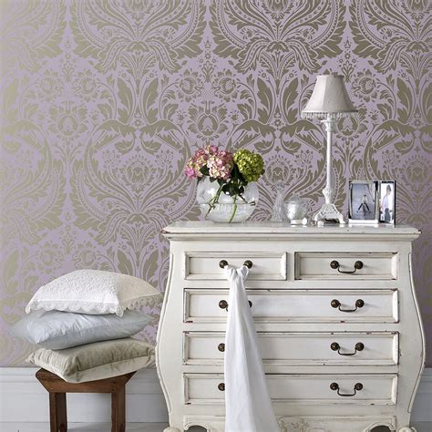 Lavender Wallpaper For Bedroom by Lavender Wallpaper Wallpaper For Bedroom Desire