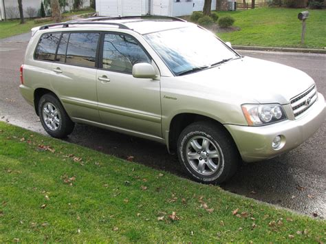 2002 Toyota Highlander 2002 Toyota Highlander Pictures Cargurus
