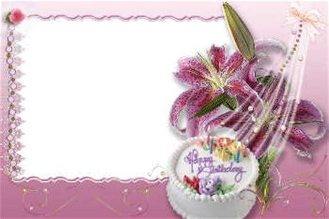 decorar fotos talisman tarjetas y marcos de feliz cumplea 241 os con su foto gratis
